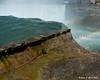 The edge of Horseshoe Falls