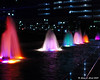 Fountains in front of Niagara Fallsview Casino Resort