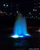 Fountain in front of Niagara Fallsview Casino Resort