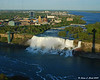 American Falls from the elevator on the way up