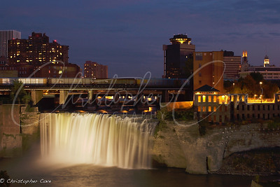 High Falls Night