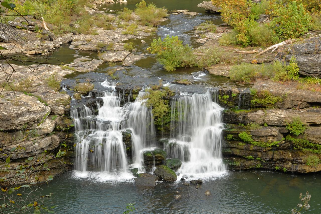 Great Falls at Rock Island State Park, TN