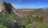 along Kolob Canyon Road, Zion National Park