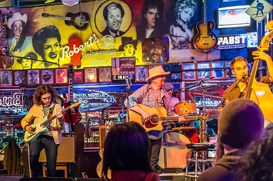 Rockabilly band in Nashville