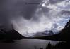 St Mary L rain Glacier