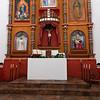 Altar, Mission Nuestra Senora del Espíritu Santo de Zuniga Goliad State Park & Historic Site, Goliad, TX September, 2011