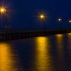 Fishing pier, Goose Island State Park