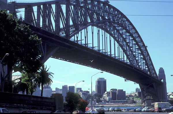 Rocks Sydney 1984