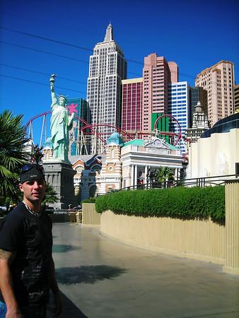 Vegas with Dan Rockstar US Open