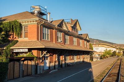 Kamloops station