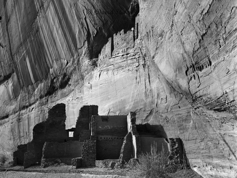 Indian ruins and cliff dwelling