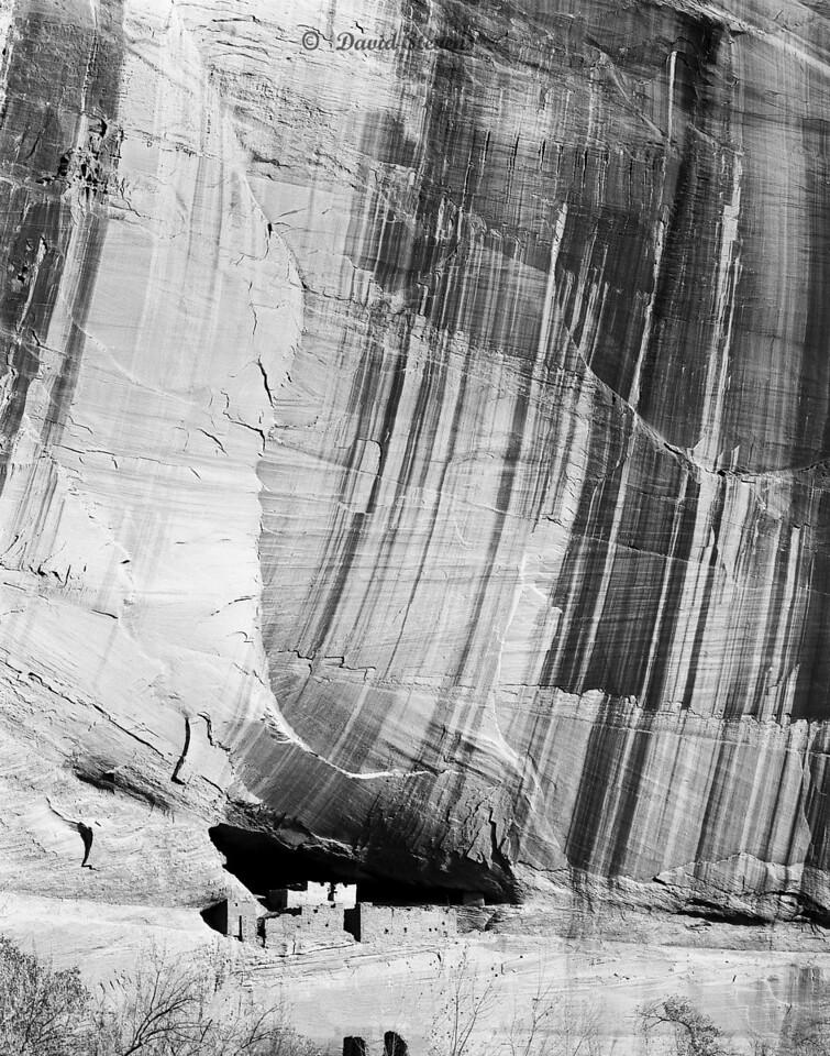 Canyon de Chelly cliff dwelling