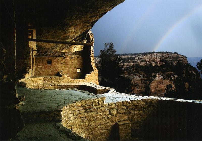 Mesa Verde Rainbows