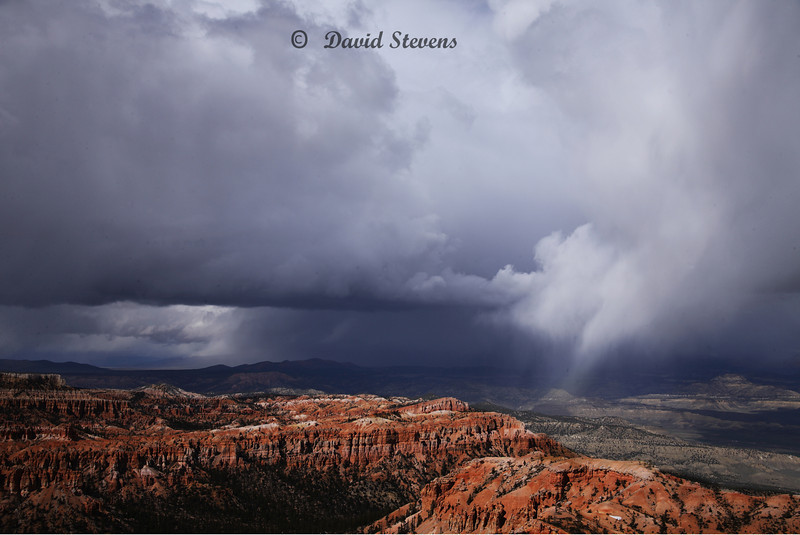 Storm over Canyon