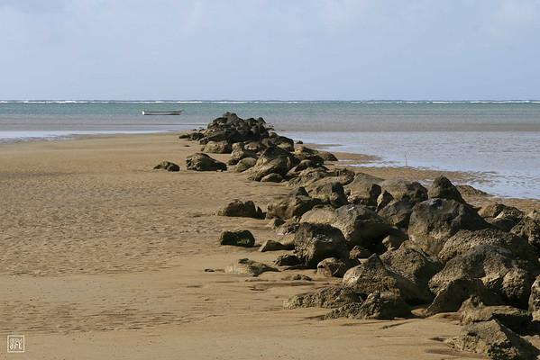 Grand Baie | Low tide