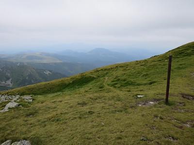 Nationaal park Muntii Rodnei