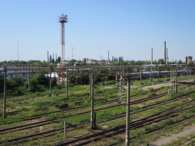 Olieraffinaderij Ploiești