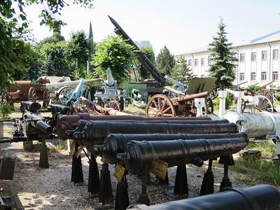 Nationaal militair museum Roemenië