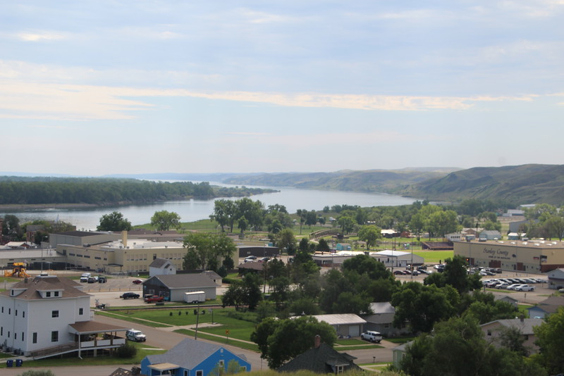 South Ft. Pierre and the Missouri River