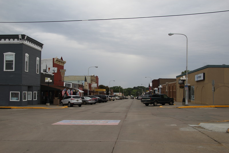 Main Street, Chamberlain, SD