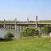 Bridge #40 at Yankton, SD.  Quite unique structure.