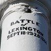 Still remaining in the Lexington, MO County Courthouse.