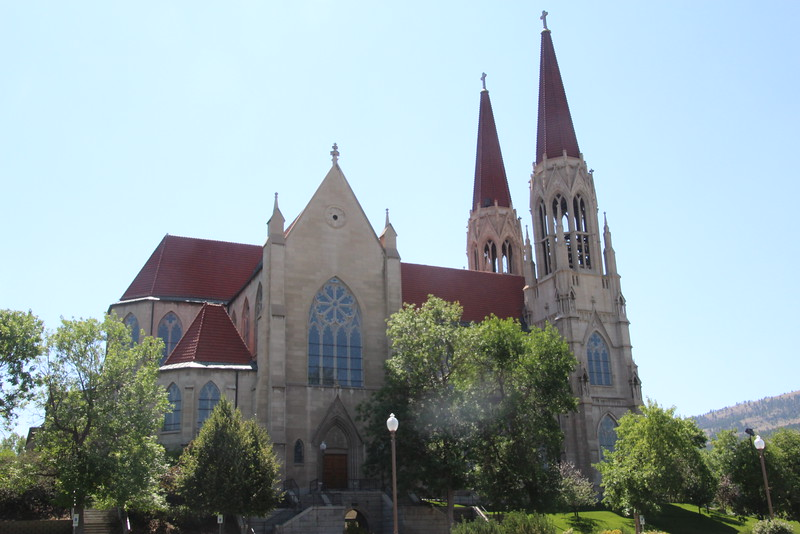 St. Helena Cathedral, Helena, MT.