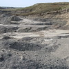The excavation 'pit' pretty distinct here.