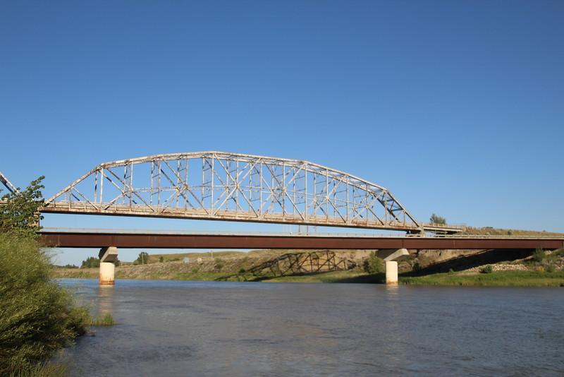 Bridges 19 & 20, near Wolf Point, MT.