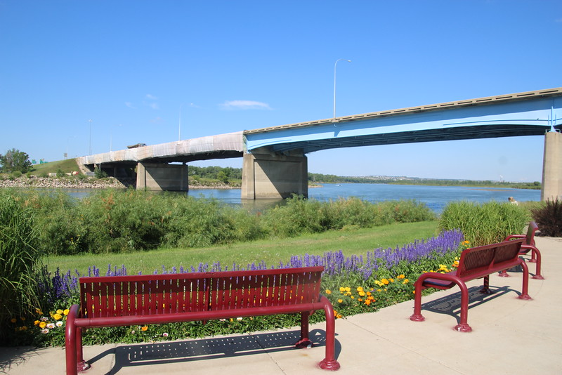 Bridge #28 - I-94 Bridge, Bismarck, ND
