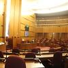 The Senate Chamber.