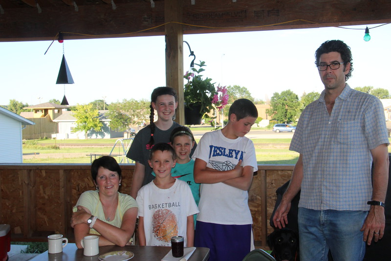 The marvelous Duffy family!!