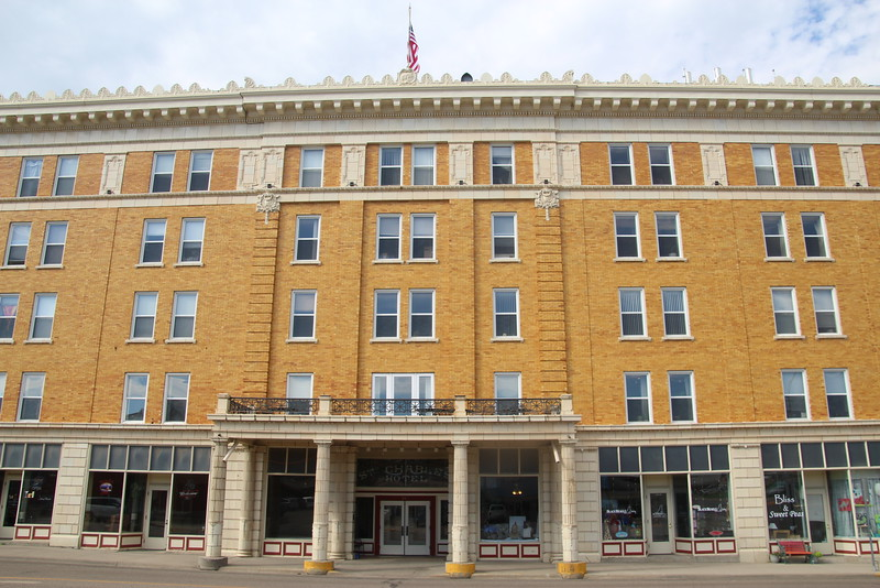 The St. Charles Hotel - Pierre, SD