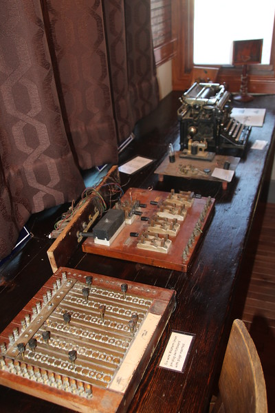 Original Telegraph, Typewriter, etc.
