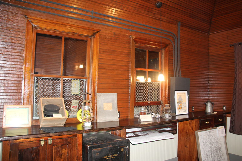 The Original Ticket Windows (for men, see later picture.)