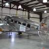 """Atchison, KS - Amelia Earhart's """"Twin"""" Plane"""