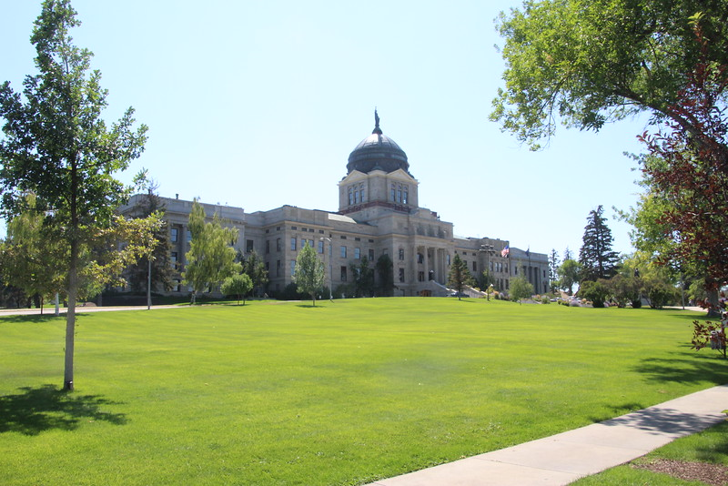 Montana State Capitol Building, Helena, MT.