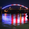 Amelia Earhart Memorial Bridge in Atchison, KS