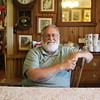 Don Sorensen, Owner: Antiques & Accommodations.  Virgelle Mercantile, Virgelle, MT.