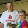 Bruce and Rebecca Baker.  Hosts at my B & B in Fairfax, SD