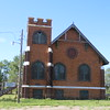 Abandoned Presbyterian Church near Greenwood, SD.