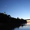Hermann, Missouri - Early Evening