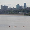 Confluence, Skyline, & Kayakers