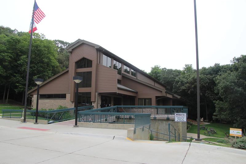Dorothy Pecault Nature Center.