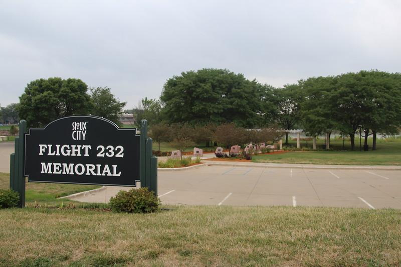 Flight 232 Memorial