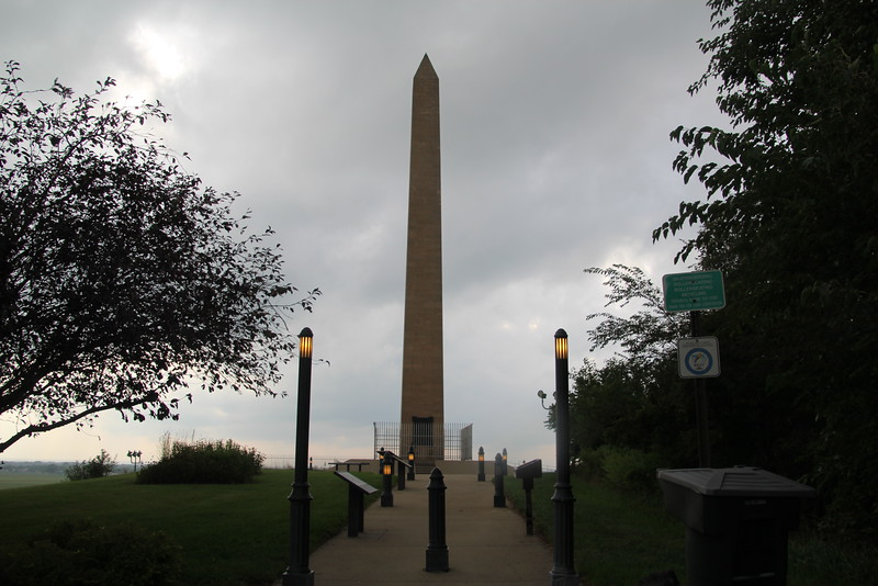 The Monument and Final (4th!) Resting Place