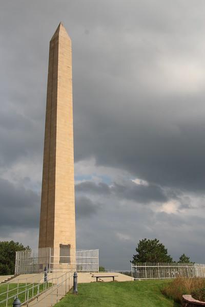Sgt. Floyd Monument.