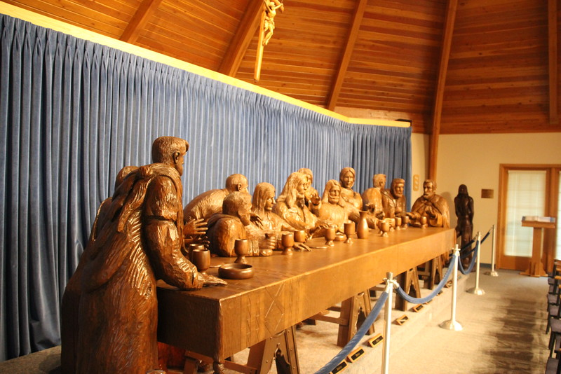Trinity Heights Last Supper