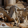 Fontana di Trevi - Triton