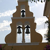 Church bells in the monastery.